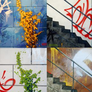 Peinture en série
